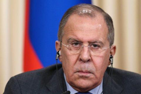 Лавров: будем ориентироваться на заявления Трампа о желании наладить отношения с Россией