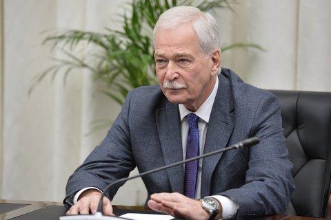 Грызлов призвал утвердить «школьное перемирие» в Донбассе