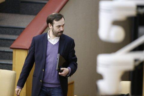 Обвиняемый в растрате Илья Пономарев лишен депутатского мандата