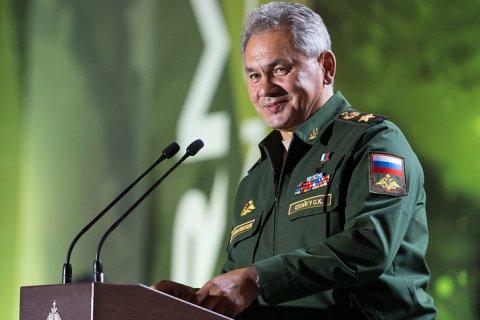 Шойгу: НАТО нагнетает истерию в интересах военно-промышленного комплекса