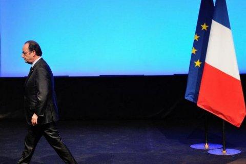Иносми: предложение об импичменте Олланду будет рассмотрено 23 ноября