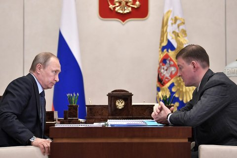 Путин распорядился дать машину с «мигалкой» Андрею Турчаку