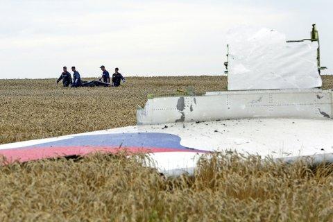 Евросоюз призвал Россию признать ответственность за крушение MH17