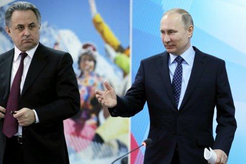 Путин признал вину России в провале антидопинговой системы