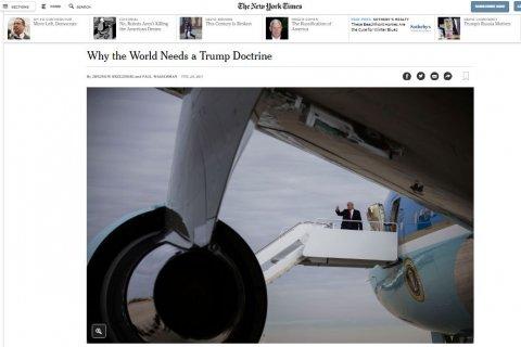 Збигнев Бжезинский: мировой порядок зависит от трех держав – США, России и Китая