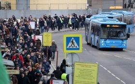 Минтранс хочет повысить стоимость проезда в общественном транспорте в часы пик