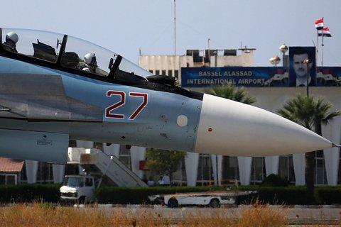 Россия планирует сократить военное присутствие в Сирии