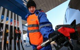 Бензин в России с 7 по 11 января подорожал на 30 копеек